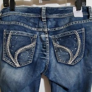 Ariya curvy skinny jeans